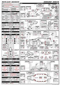 Setup Sheets Archive - Ty Tessmann