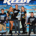 2018 Reedy Race of Champions podium