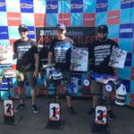 2018 A Main Hobbies Manufacturer's Cup Truggy podium