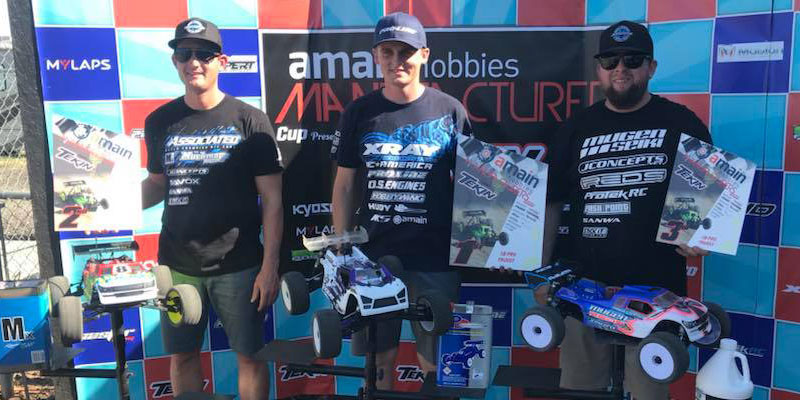 2018 A Main Hobbies Manufacturer's Cup featured photo