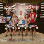 2018 Silver State Truggy podium