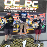 2018 Proline Surf City Classic podium