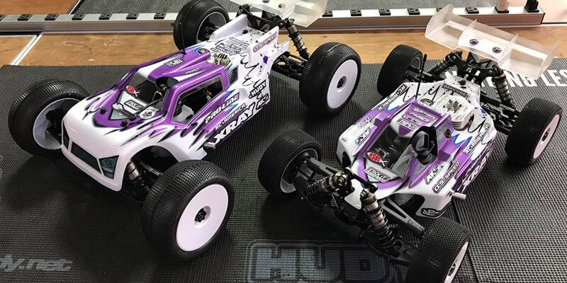 Ty Tessmann's buggy and truggy